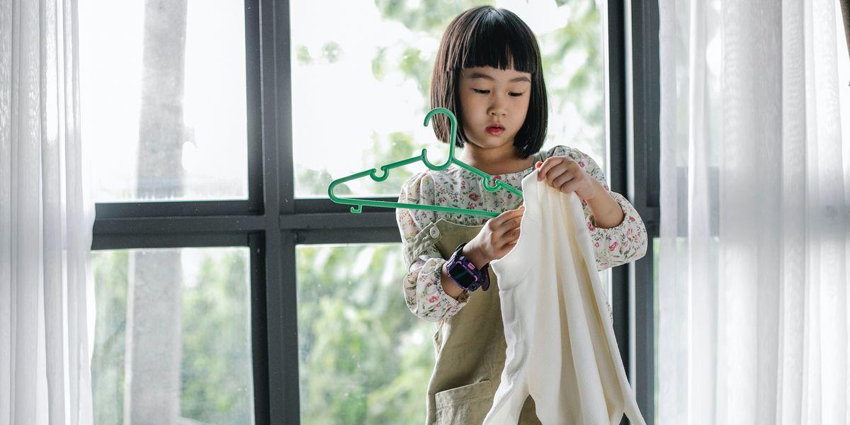 Enséñale a tus hijos a colaborar en las tareas del hogar y que sean responsables desde pequeños