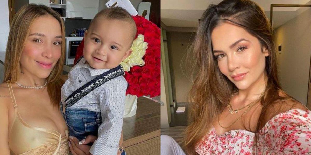 Luisa Fernanda W le habría lanzado indirecta a Lina Tejeiro por su comentario de los bebés