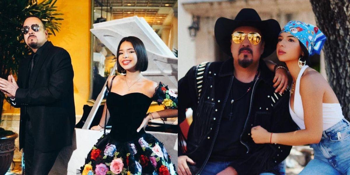 Perfeccionista, enojón y estricto: Ángela Aguilar revela cómo es ser hija de Pepe Aguilar