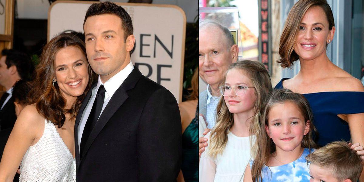 Hija de Jennifer Garner y Ben Affleck luce transformada en su acto de graduación