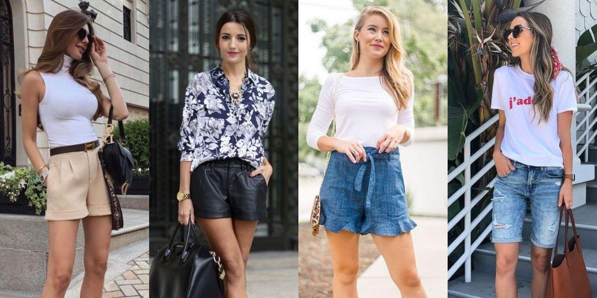 Los tipos de shorts que mejor lucen a los 40 y 50 para rejuvenecerse sin perder la elegancia
