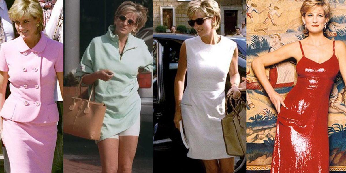 Cómo llevar un vestido lencero al estilo de Lady Di para lucir elegantes y sexys