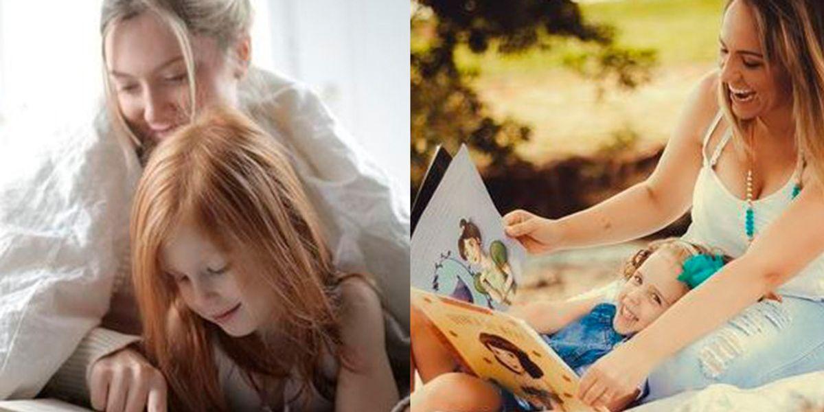 Cuentos que debes leerle a tu hija para que se convierta en una mujer valiente y poderosa