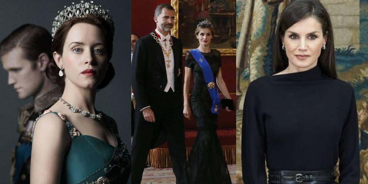 Al estilo de 'The Crown', crearán serie que revelará secretos de la realeza española