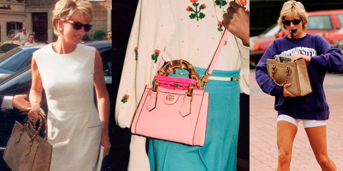 El homenaje de Gucci a la princesa Diana con su bolsa favorita, y la amamos
