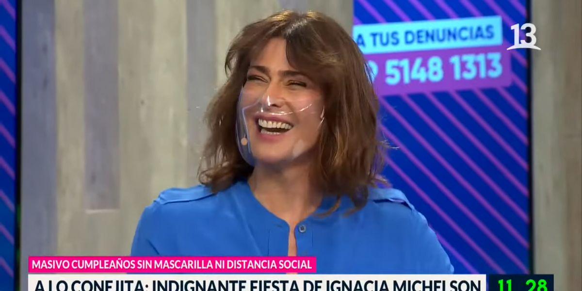"""Tonka Tomicic tras comentario sobre el fin de """"Bienvenidos"""": """"Todavía nos queda tiro"""""""
