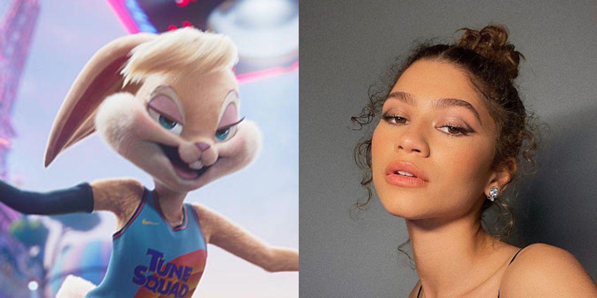 Zendaya opinó sobre las críticas a la nueva Lola Bunny por no ser 'sensual'