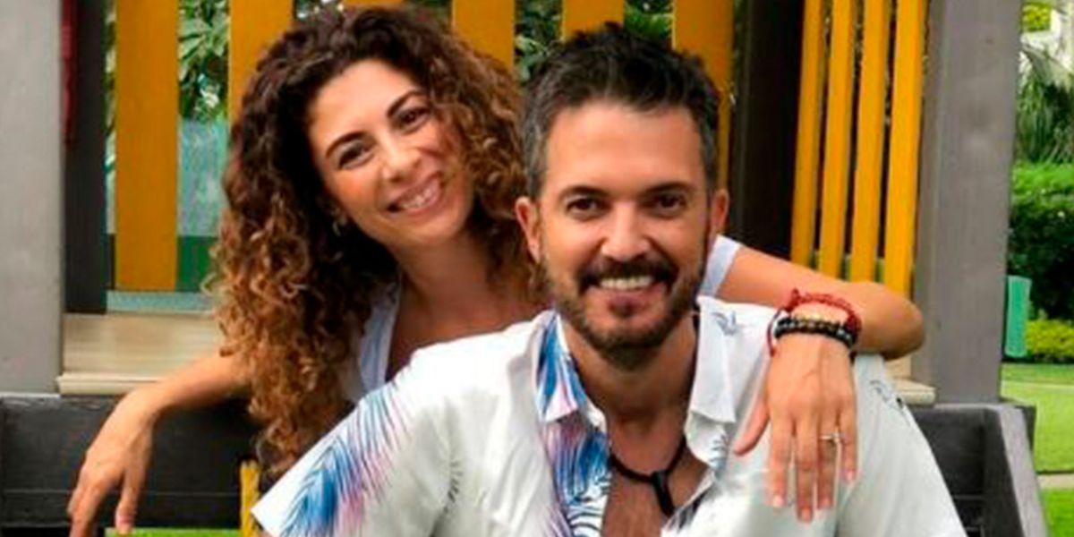 Las fotos de Fernando del Solar y su novia que nos hacen creen en el amor