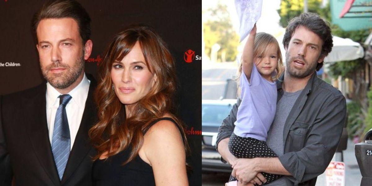 Seraphina, la hija de Ben Affleck que es idéntica a él