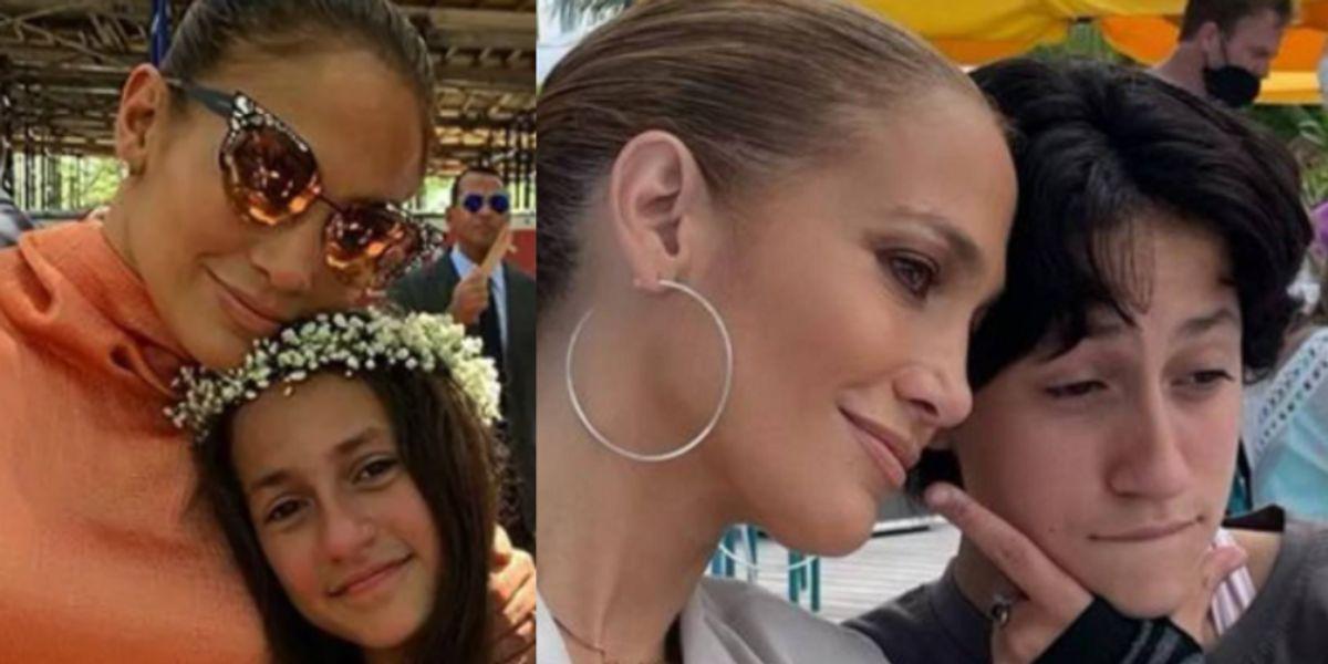 5 lecciones de vida que JLo le está dando a su hija para convertirla en una mujer fuerte