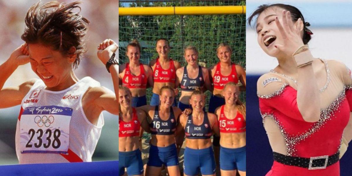 Atletas femeninas siguen luchando por pagos justos durante los Juegos Olímpicos