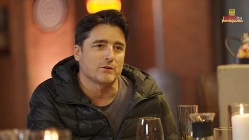 """Jorge Zabaleta en """"Los Socios de la Hamburguesa"""""""