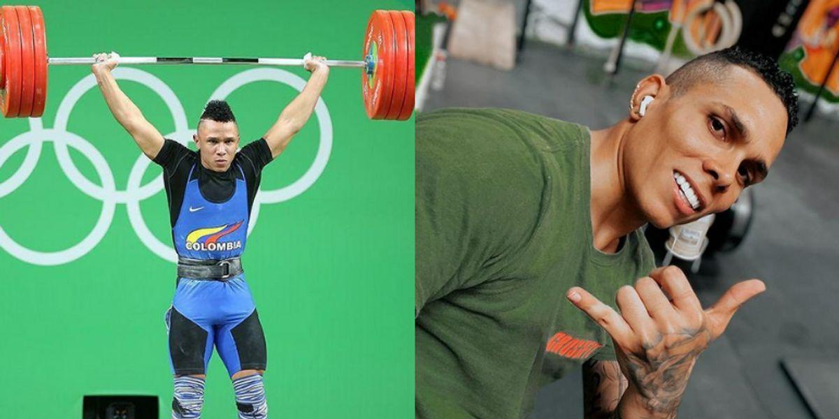 Así celebró Gago al ver que su hermano ganó medalla en los Juegos Olímpicos