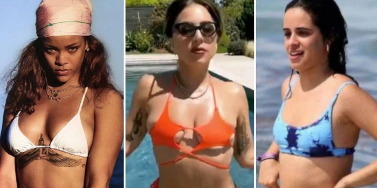 """Famosas que nos recuerdan por qué debemos romper la idea de tener un """"cuerpo de bikini"""""""