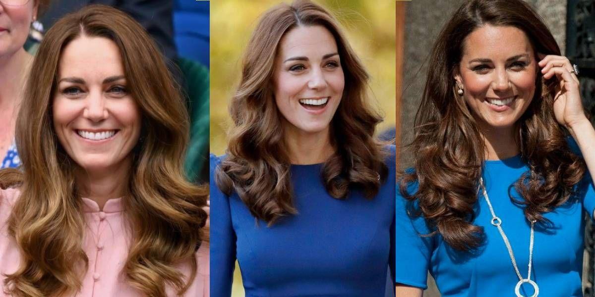 El peinado de ondas de Kate Middleton sigue de moda y tiene un poderoso mensaje