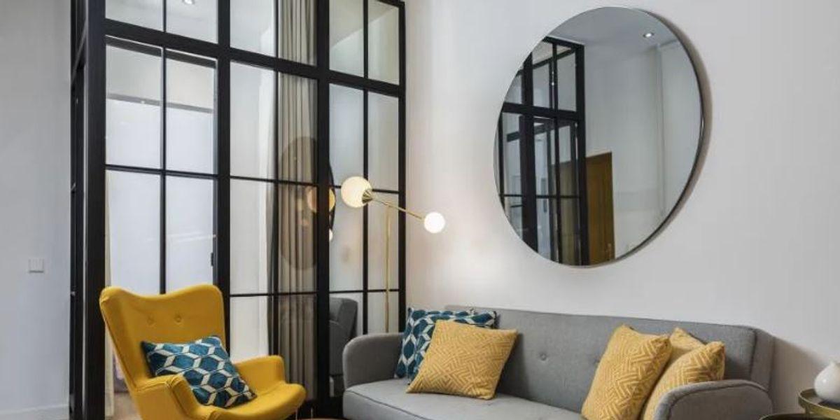 Seis colores para decorar la sala y llenarte de optimismo