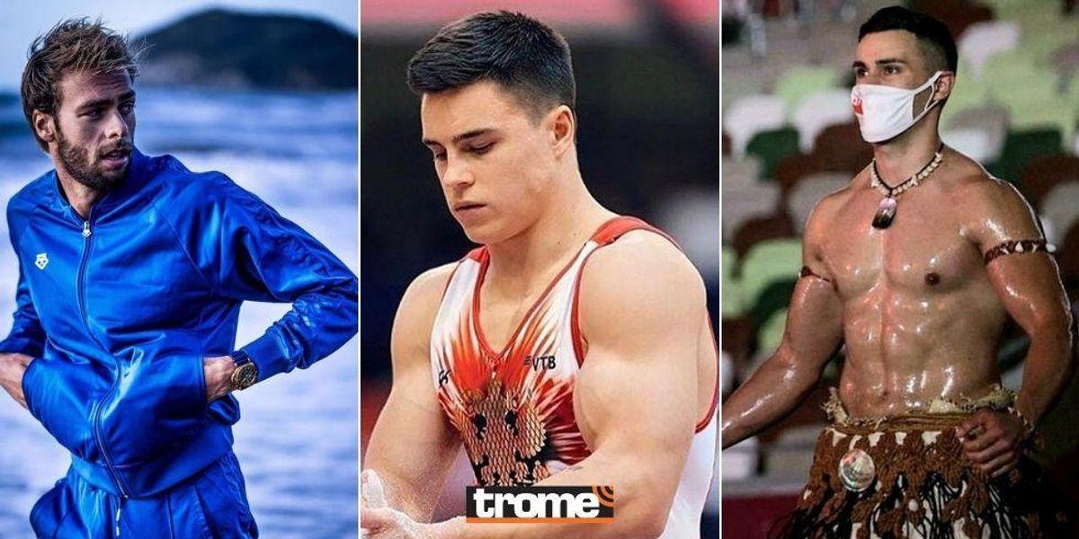 Los atletas más guapos que nos ha regalado las Olimpiadas de Tokio 2020