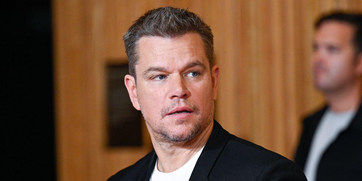 Hija de Matt Damon le da una lección contra la homofobia