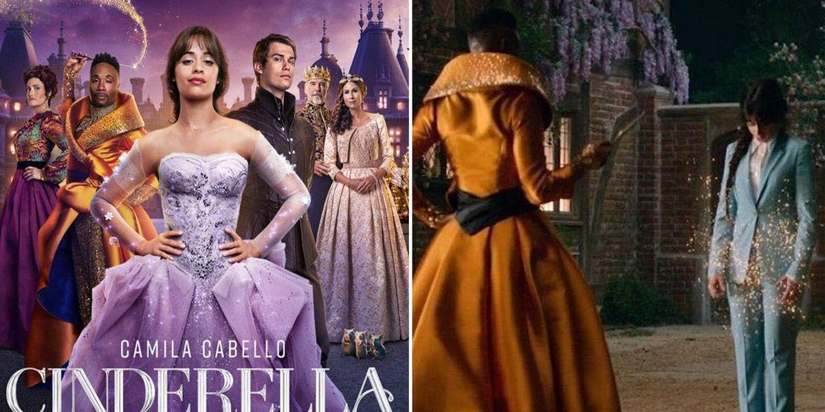 Camila Cabello le da un vuelco con una 'Cinderella' profesionista y una madrina sin género