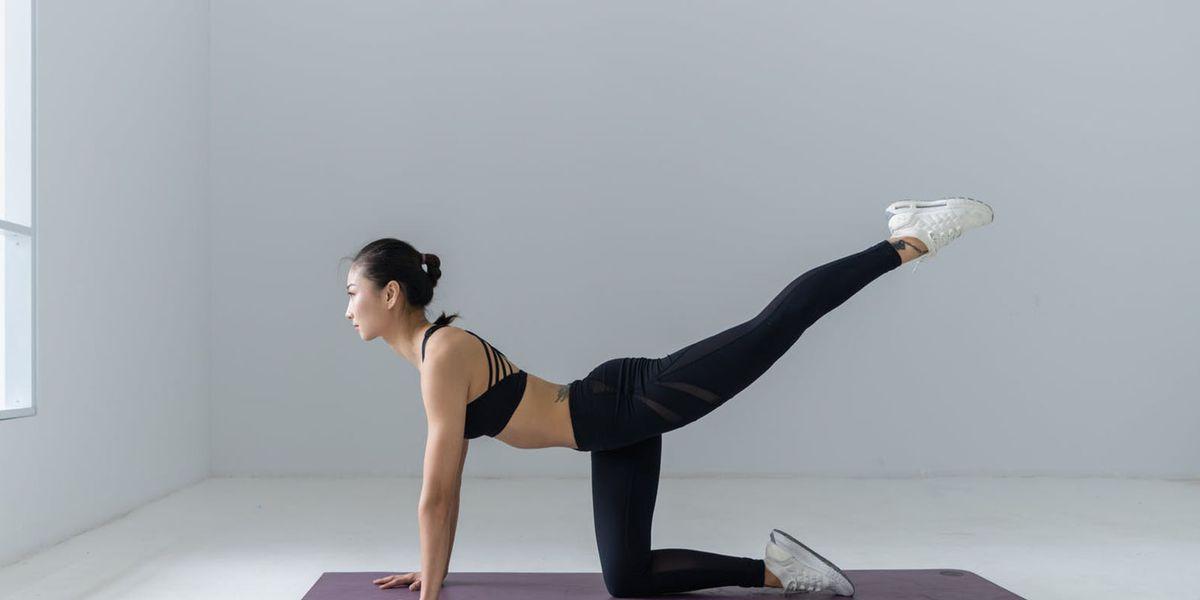 Elimina la grasa de las piernas y caderas siguiendo esta rutina