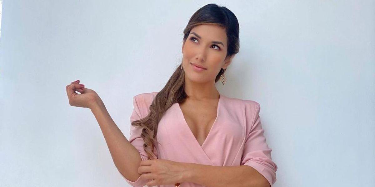 Alejandra Jaramillo desmintió todos los rumores acerca de su salida de Ecuavisa