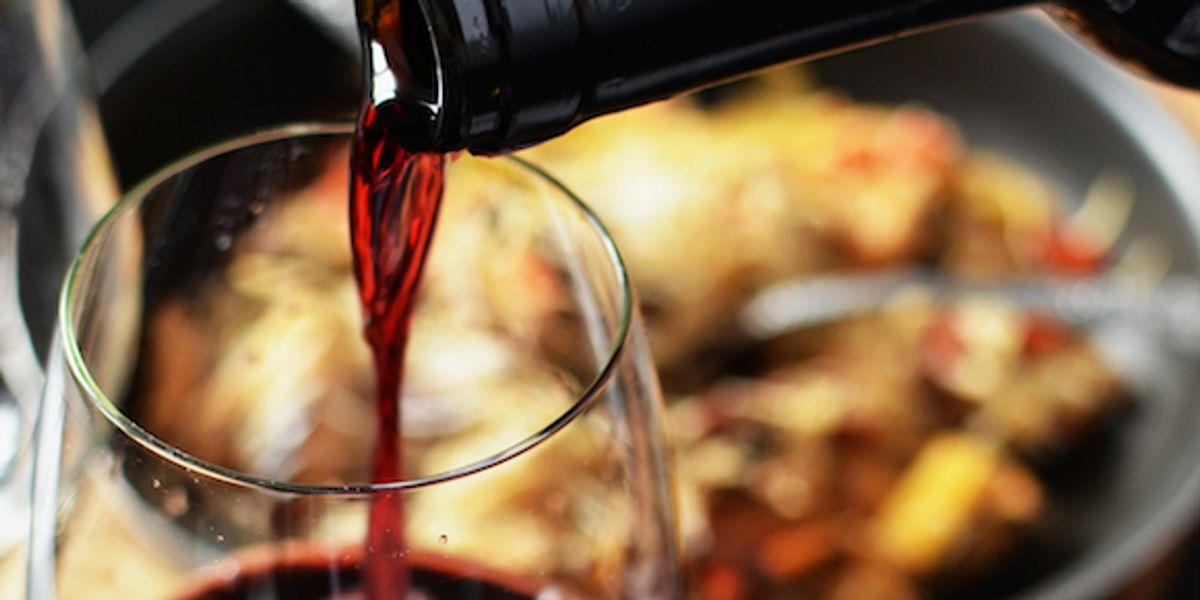 En el mes del Pinot Noir: Prepara este exquisito risotto de champiñones exóticos
