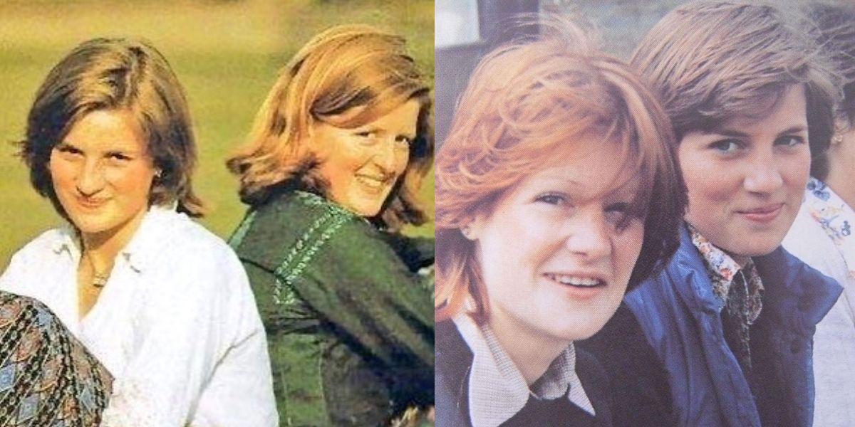 Sarah y Jane, las hermanas de la princesa Diana que no conocías