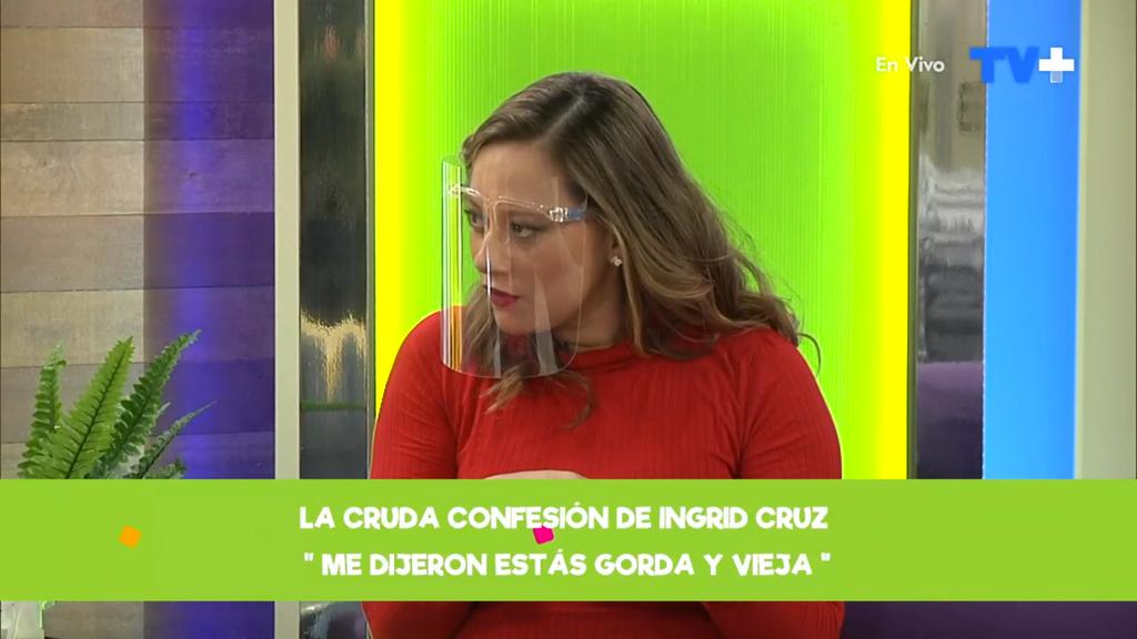 """Ingrid Parra en """"Más Vivi que Nunca"""""""