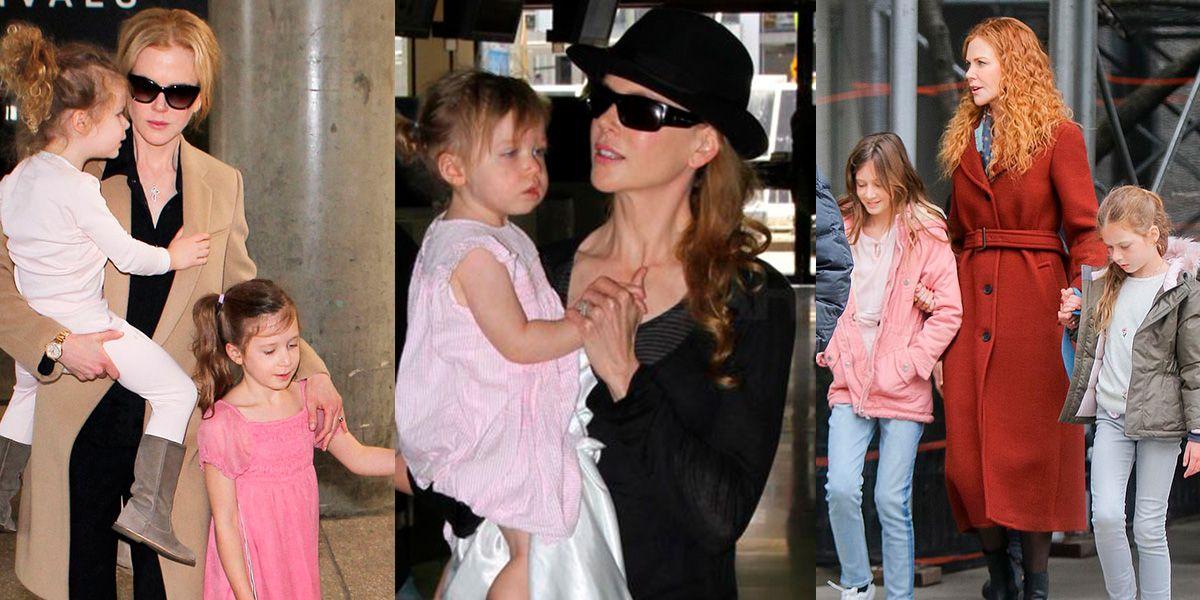 El estilo sofisticado de la hija de Nicole Kidman con solo 13 años