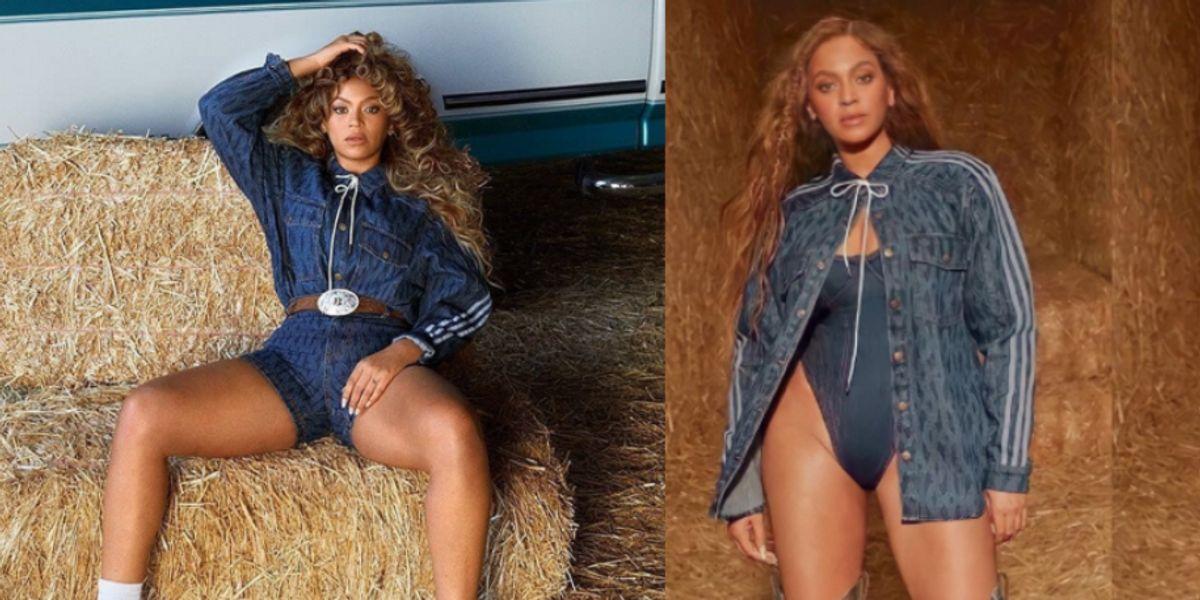 Beyoncé nos recuerda que las mujeres no debemos avergonzarnos de nuestros muslos gruesos