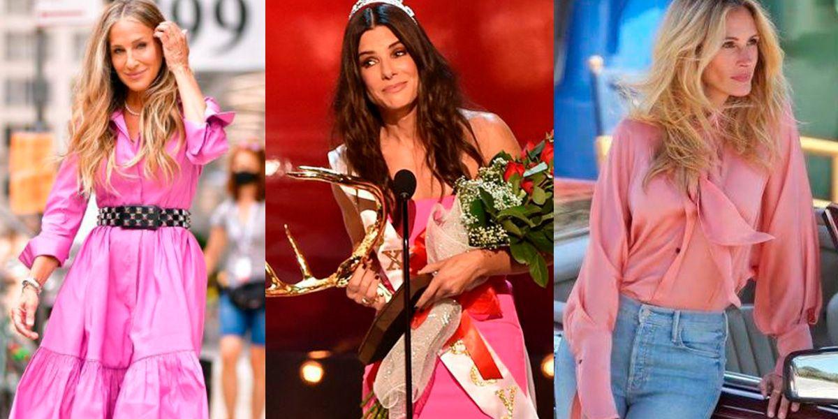 Sandra Bullock y famosas que prueban que no dejas de tener éxitos al llegar a los 50