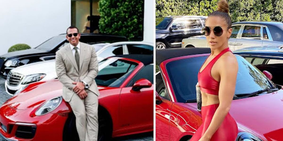 Jennifer Lopez no necesita nada de nadie y le regresa a A-Rod el auto que le regaló