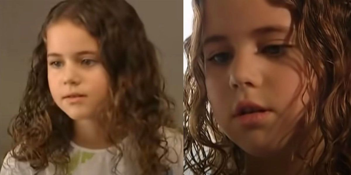 """Así luce en la actualidad 'Loli', la hermanita de 'Miguel' en """"Rebelde"""""""