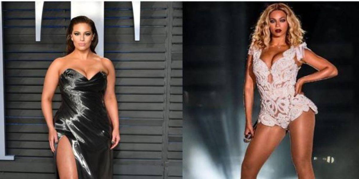 Los mejores looks de Beyoncé y Ashley Graham para empoderar tus curvas