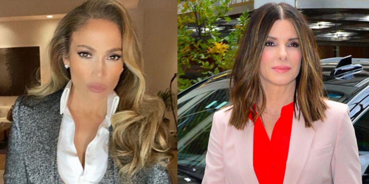 J.Lo y Sandra Bullock tienen la clave para que tu look refleje lo poderosa que eres