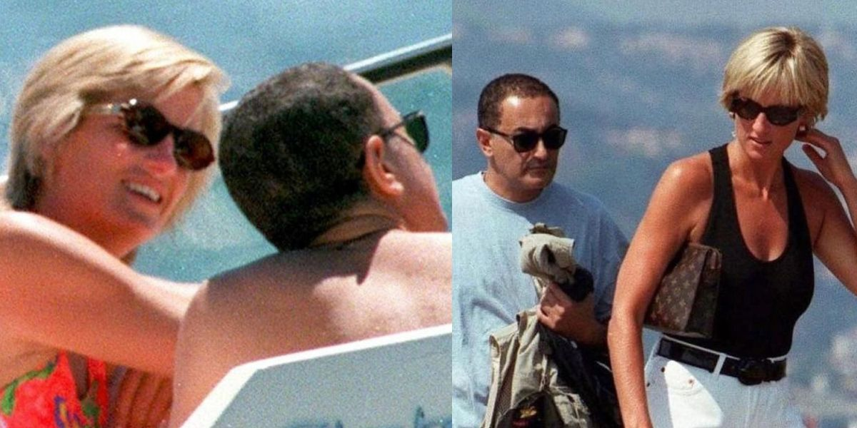 La historia de amor de la princesa Diana y Dodi Al Fayed, el novio con el que fue feliz
