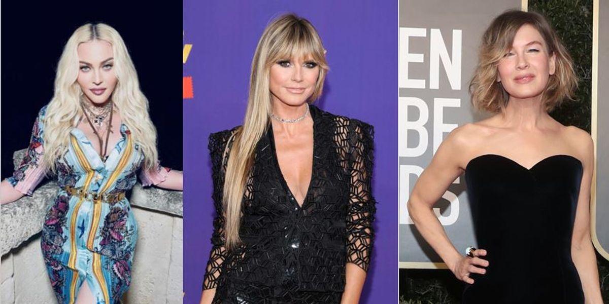 Top 10 de famosas que los prefieren jóvenes y se rejuvenecen con el amor