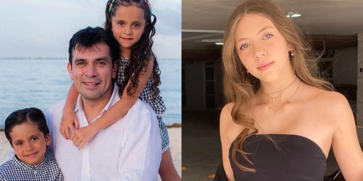 Elizabeth Álvarez rompe el silencio sobre la hija no reconocida de Jorge Salinas