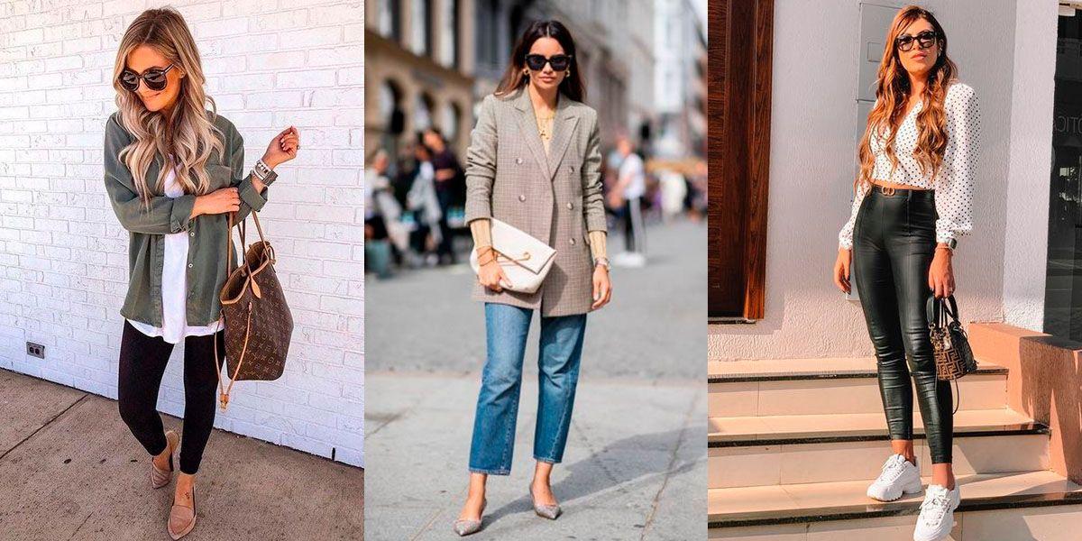 Tipos de calzados cómodos para lucir elegante sin necesidad de usar tacones