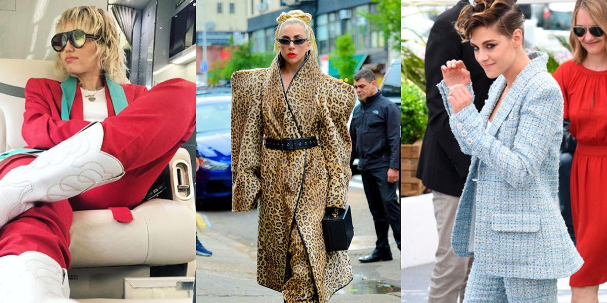 Kristen Stewart y famosas que rompen las reglas de la moda con su estilo único