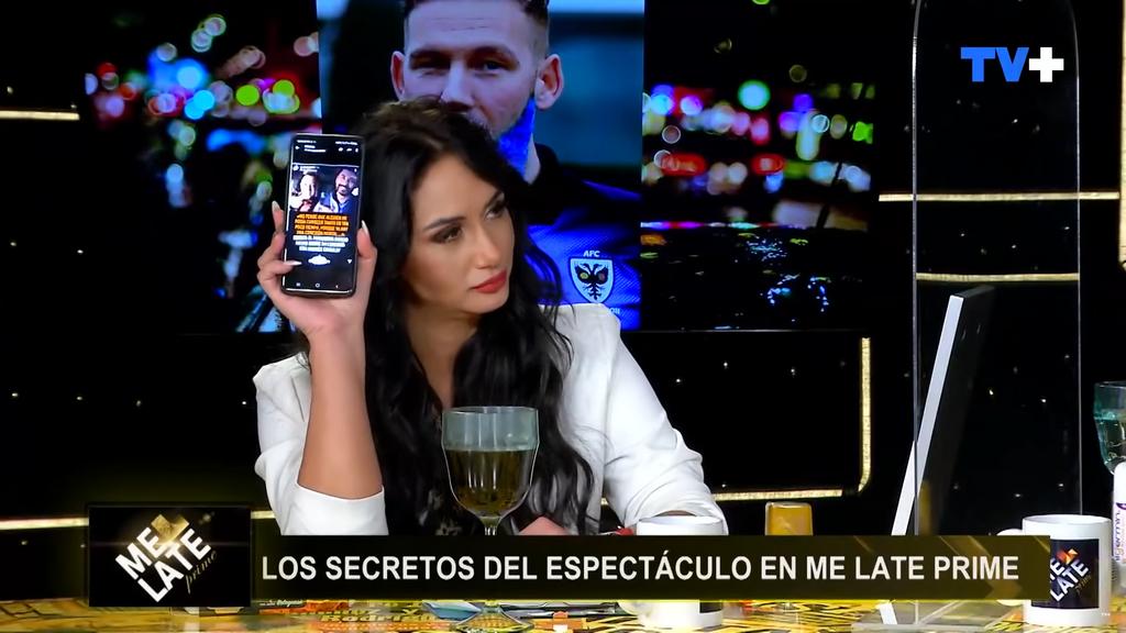 Pamela Díaz preguntó a Sergio Rojas por romance con Andrés Caniulef