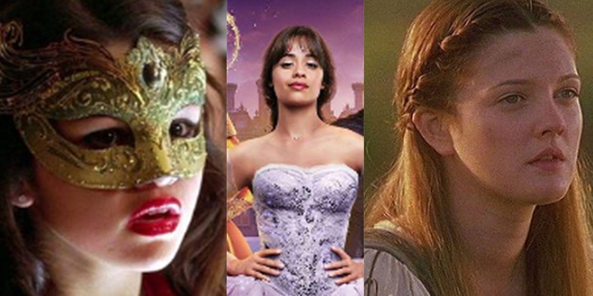 Actrices que interpretaron a 'Cenicienta' antes que Camila Cabello
