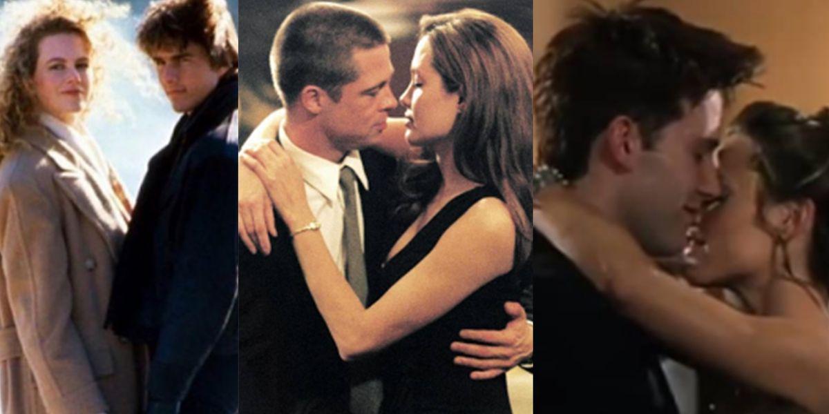 Películas que acabaron con matrimonios entre los actores fuera del set
