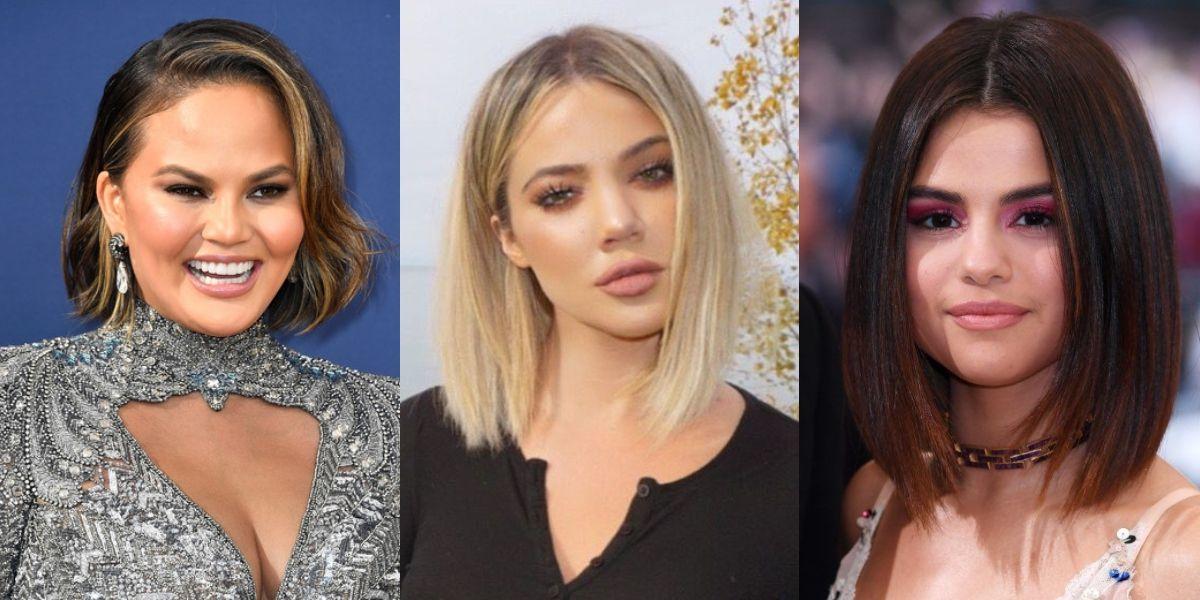 Cortes de cabello corto que son perfectos para estilizar y adelgazar las caras redondas