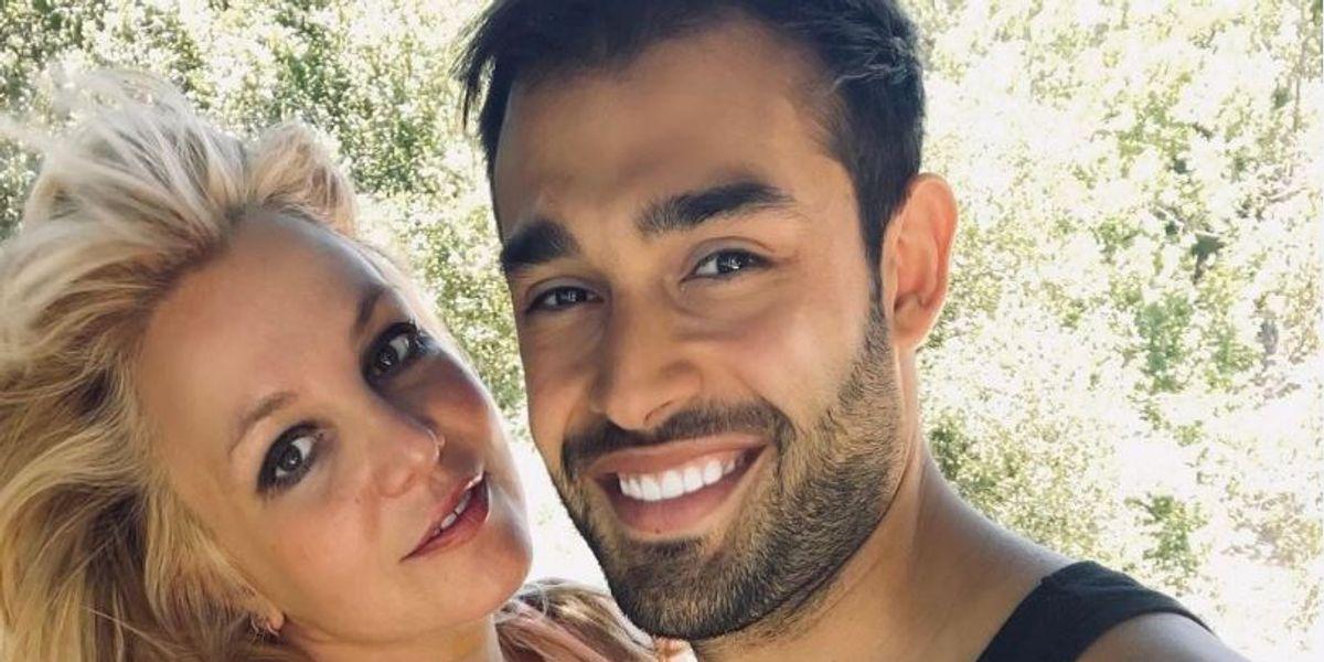 ¡Llegó el anillo! Esta es la tierna historia de amor entre Britney Spears y Sam Asghari