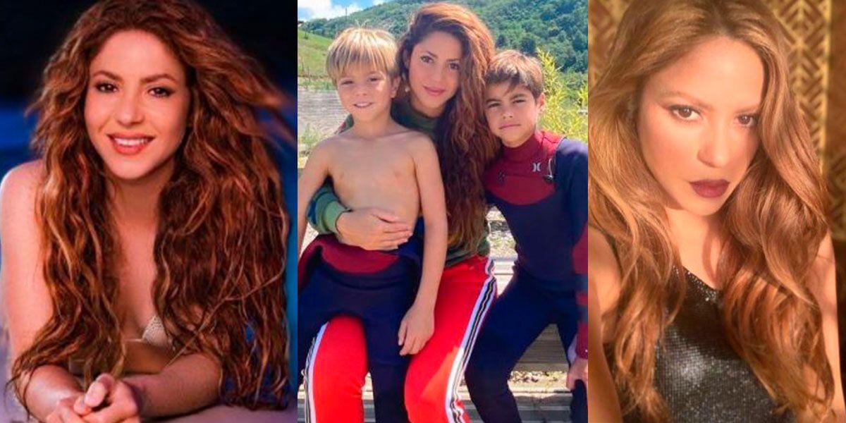 Shakira muestra su look de mamá en casa cocinando y prueba que no todo es glamour