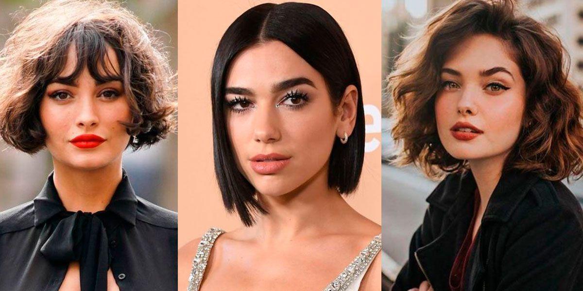 Cortes bob: qué estilo favorece a cada tipo de cabello