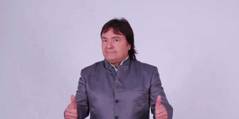 Pato Mejías de Los Atletas de la Risa.