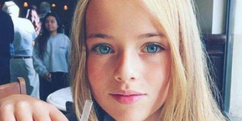 """Así creció """"La niña más bella del mundo"""" que ya tiene 15 años"""