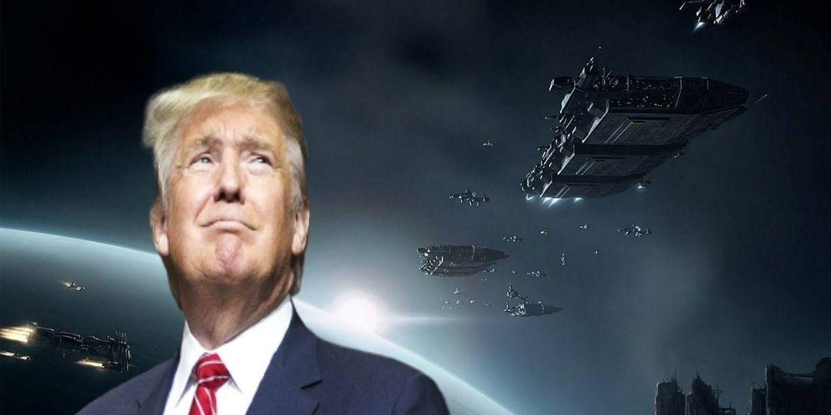 Los delirios de Trump llegan a la NASA: administrador apoya la creación de la Fuerza Espacial /